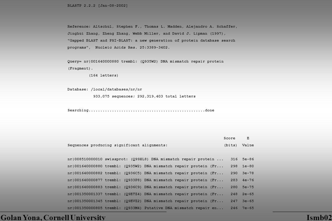 Protein Database | sci-wiz